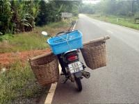 Homemade panniers made easy
