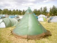 Comparison of different tents